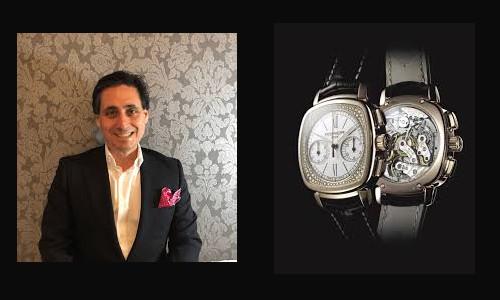 Entrevistamos a Igor Librero especialista en relojes de alta gama